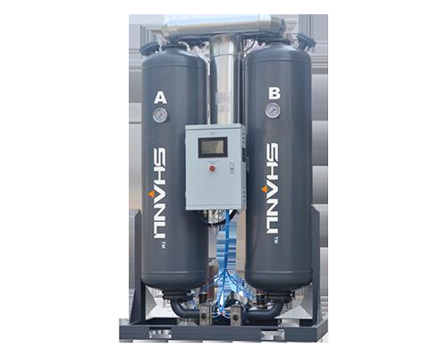 Heated Desiccant Air Dryer